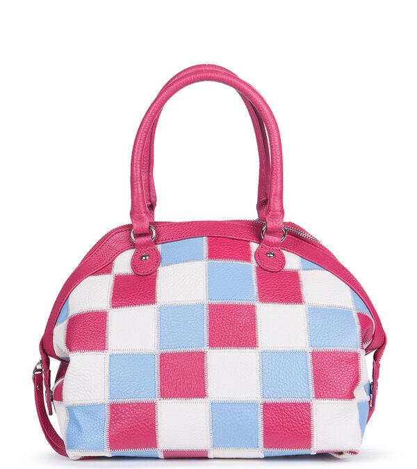 Уникальная бежевая женская сумка FBR-418