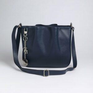 Функциональная синяя женская сумка FBR-2903