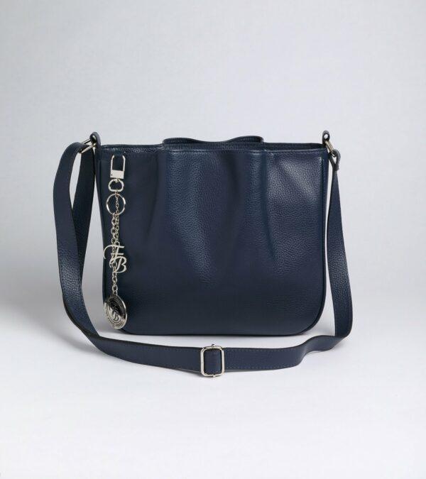 Уникальная синяя женская сумка FBR-2903