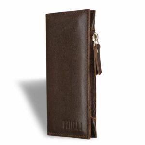 Уникальный коричневый мужской бумажник BRL-8451 233814
