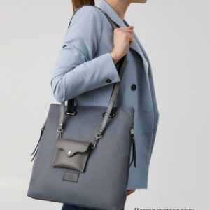 Модная серая женская сумка FBR-2690 236056