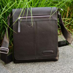 Неповторимая коричневая мужская сумка для документов BRL-11724 233919