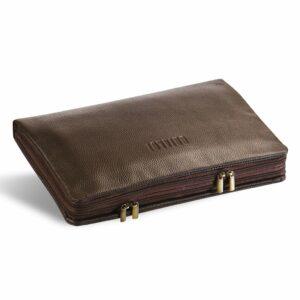 Удобный коричневый мужской аксессуар BRL-12054 233996
