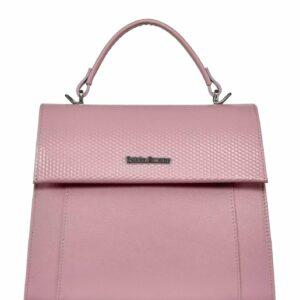 Модная розовая женская сумка FBR-1829