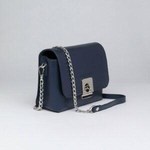 Деловая синяя женская сумка FBR-2905 236182