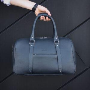 Удобная синяя сумка спортивная BRL-23332 235171