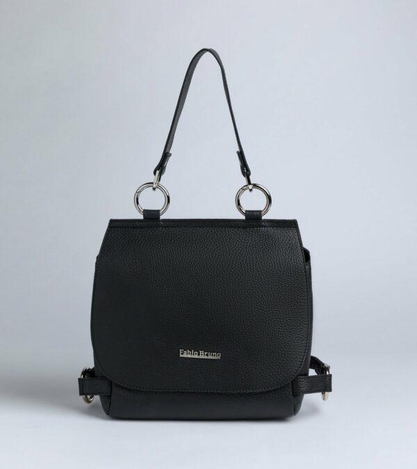 Деловая черная женская сумка FBR-2897