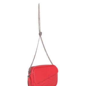 Функциональная розово-оранжевая женская сумка FBR-1340 233166