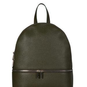 Модный желтовато-зелёный женский рюкзак FBR-1137
