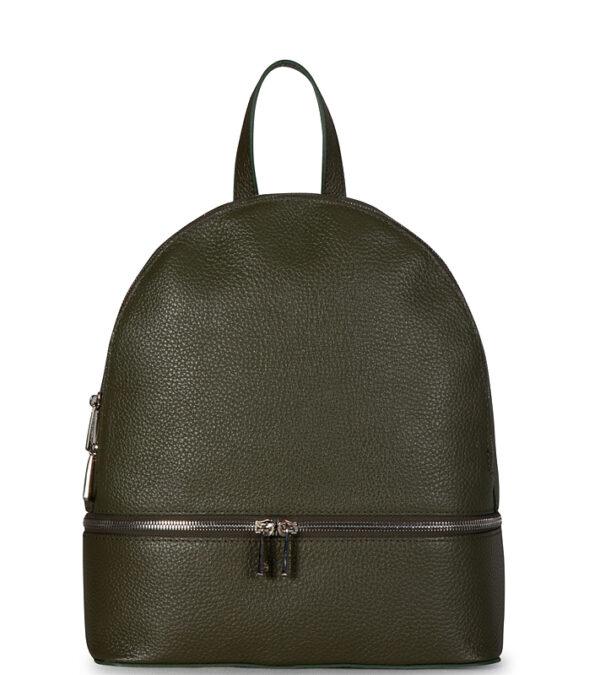 Неповторимый желтовато-зелёный женский рюкзак FBR-1137