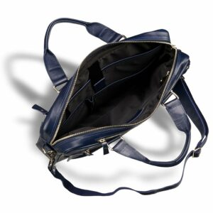 Модная синяя мужская сумка BRL-3424 233656