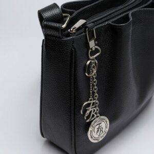 Неповторимая черная женская сумка FBR-663 233268