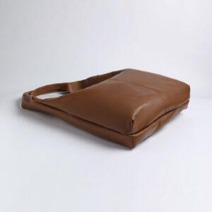 Вместительная коричневая женская сумка FBR-2882 236125