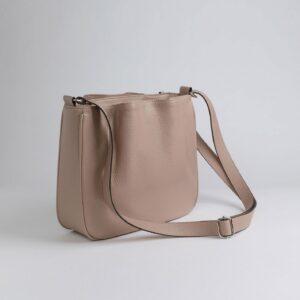 Удобная бежевая женская сумка FBR-2879 236109