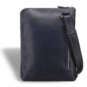 Солидная синяя мужская сумка BRL-7528 233742