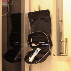 Кожаный черный мужской аксессуар BRL-23312 235128