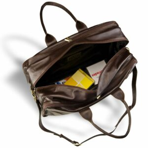 Неповторимая коричневая дорожная сумка для командировок BRL-7402 233731