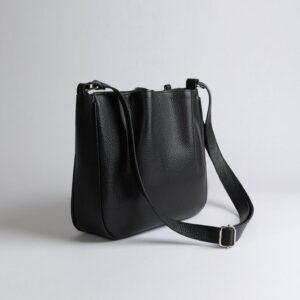 Неповторимая черная женская сумка FBR-663 233267