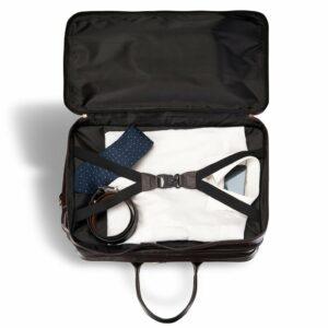 Неповторимая коричневая дорожная сумка для командировок BRL-7402 233732