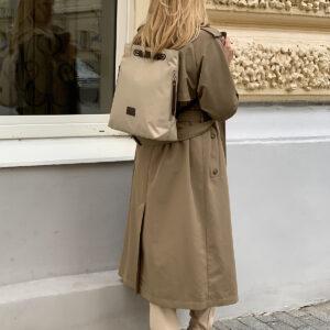 Модная серая женская сумка FBR-2690 236042