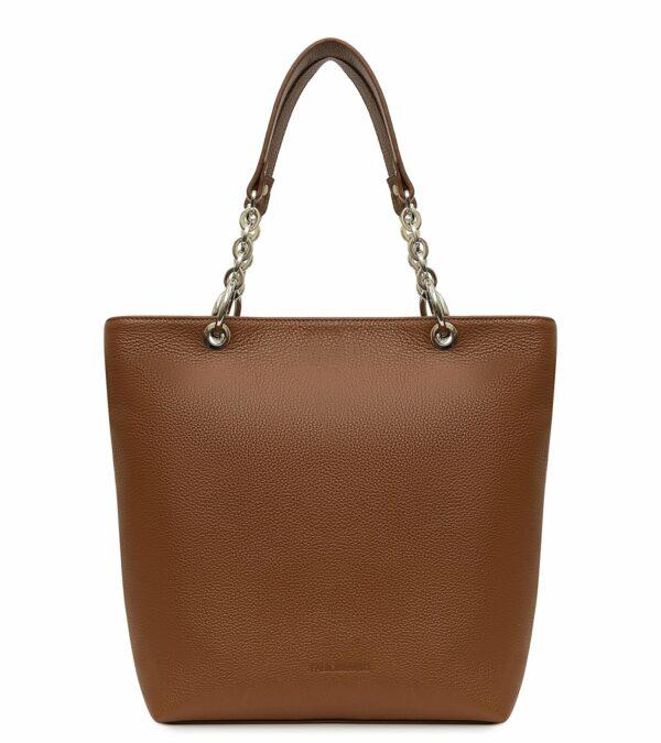Неповторимая коричневая женская сумка FBR-2635