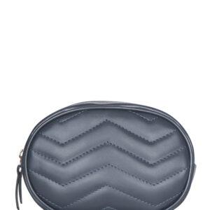 Солидная синяя женская сумка FBR-1225