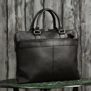 Функциональная черная мужская сумка для документов BRL-779 233436