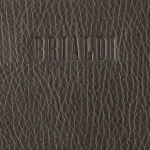 Вместительная коричневая мужская сумка через плечо BRL-19858 234547