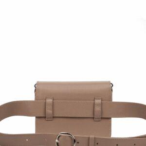 Удобная бежевая женская сумка FBR-2342 236551