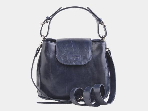Неповторимая синяя женская сумка ATS-2548