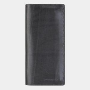 Стильный серый кошелек ATS-2261
