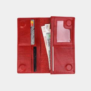 Деловой красный кошелек ATS-3576 236361
