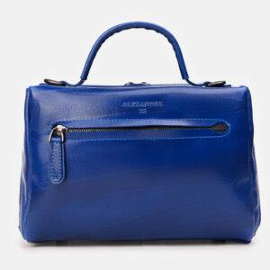 Удобная голубовато-синяя женская сумка ATS-3391 233255