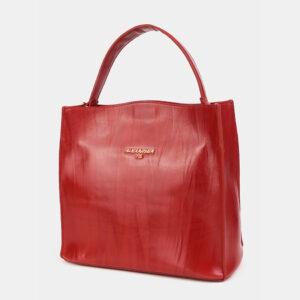 Деловая красная женская сумка ATS-3581 236519