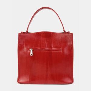 Деловая красная женская сумка ATS-3581 236520