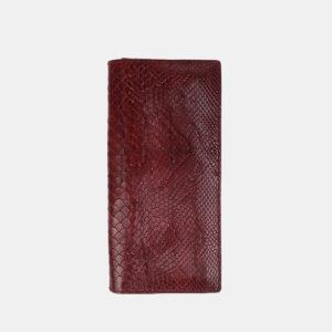Неповторимый бордовый кошелек ATS-3491