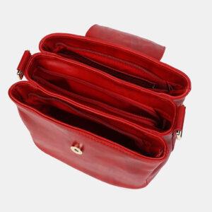 Уникальная красная женская сумка ATS-3498 233251