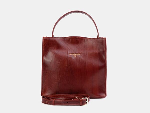 Неповторимая светло-коричневая женская сумка ATS-3775