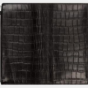 Модный черный портмоне ATS-1589 233041
