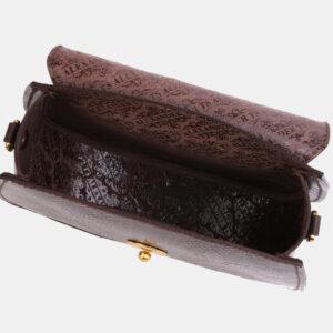 Модный коричневый женский клатч ATS-4046 233231