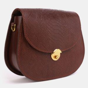 Модный светло-коричневый женский клатч ATS-4044 233239