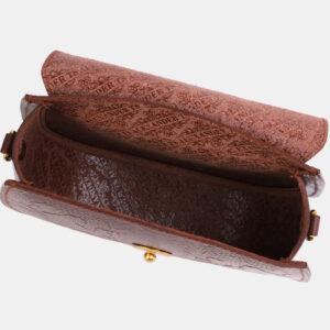Модный светло-коричневый женский клатч ATS-4044 233241