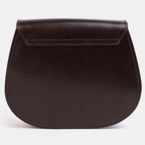 Солидный коричневый женский клатч ATS-4045 233235