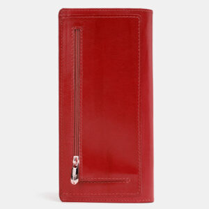 Стильный красный кошелек ATS-4038 236348