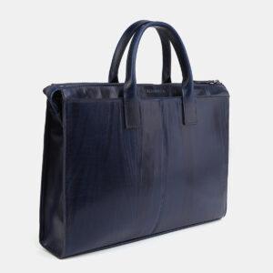Солидный синий мужской портфель ATS-4057 233212