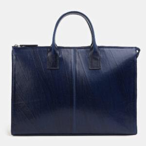 Солидный синий мужской портфель ATS-4057 233213