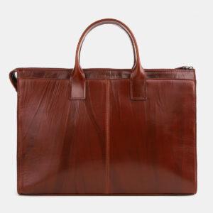 Функциональная светло-коричневая женская сумка ATS-4065