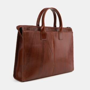 Функциональная светло-коричневая женская сумка ATS-4065 232822