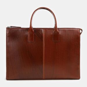 Функциональная светло-коричневая женская сумка ATS-4065 232823