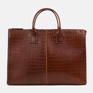 Стильная светло-коричневая женская сумка ATS-4066 232817